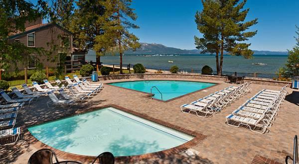South Lake Tahoe Lakeside Pool