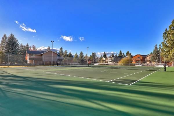 Tahoe Keys Tennis Courts