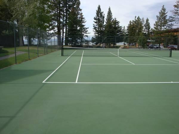 South Lake Tahoe Tennis
