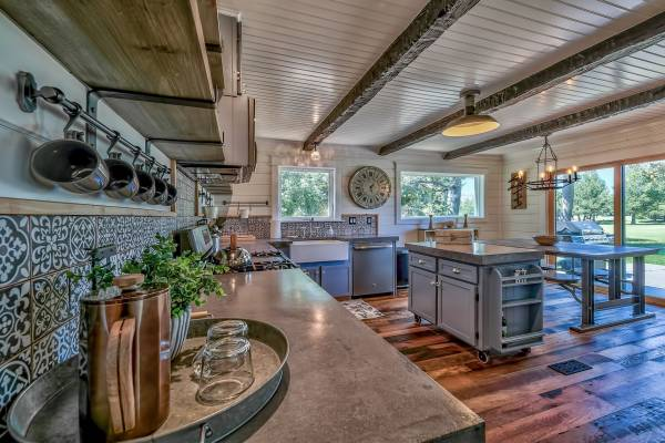 South Lake Tahoe Vacation Rental Kitchen