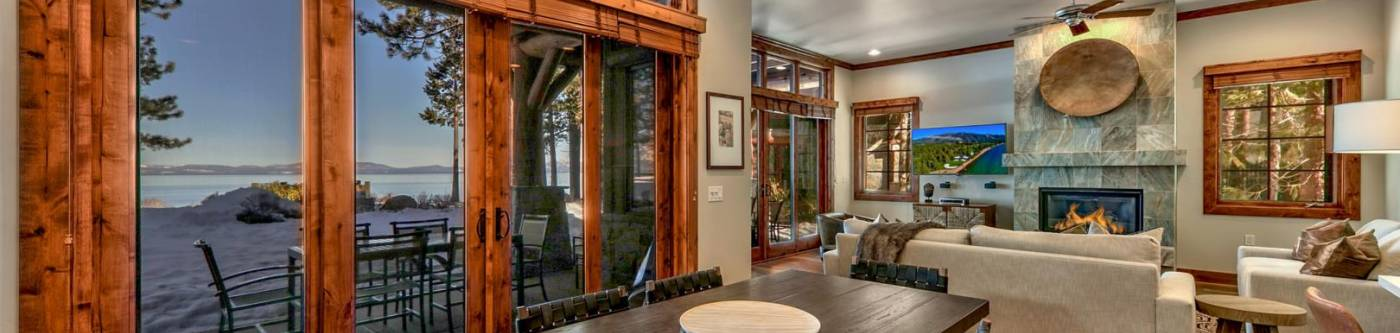 Luxury Lake Tahoe Vacation Rental